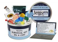 Husband To Be Survival Kit In A Can
